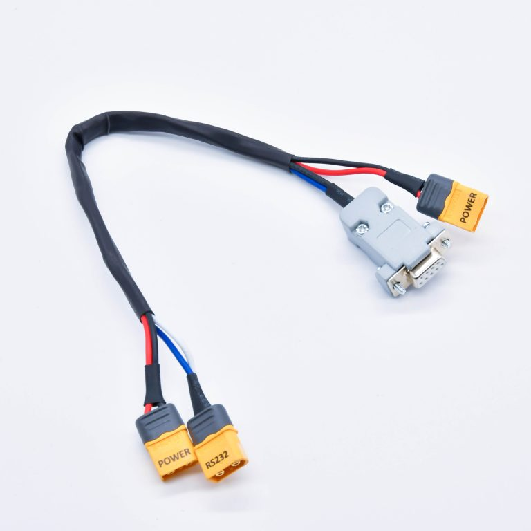 MLED Adaptor Cable (Power / RS232)