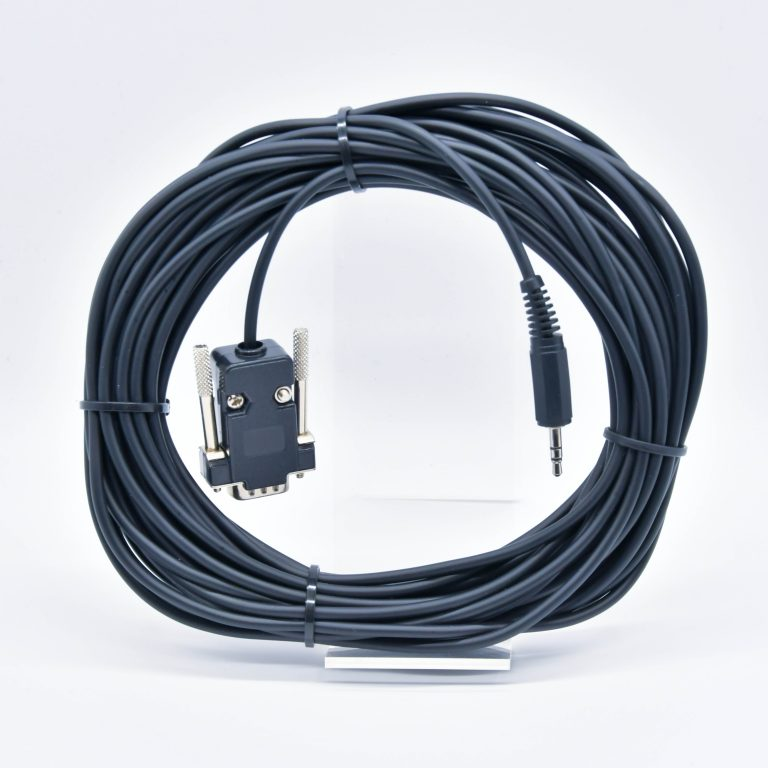 Jack to RS232 (TBox to RS232 data cable)