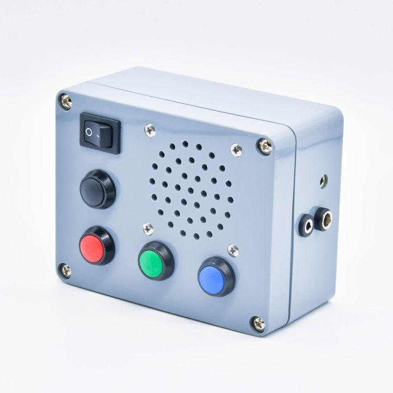 Judges Control & Speaker Box